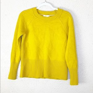 BODEN cashmere blend sweater sz S